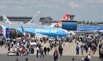 Boeing у перший день авіасалону Ле Бурже залишилася без замовлень
