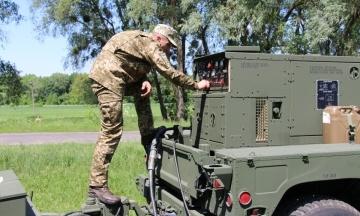 США передали Україні два контрбатарейні радари