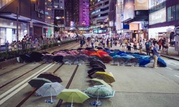 У Гонконгу через роковини теракту 11 вересня призупинили протести