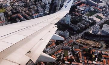 Ryanair починає рейси з «Борисполя» в шість європейських міст