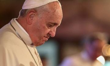 Папа Франциск закликав до «нульової толерантності» до сексуального насильства в церкві