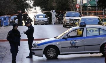 Взрыв произошел возле церкви в центре Афин