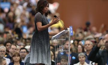 «Я була не такою від початку». П'ять головних тез із мемуарів Мішель Обами