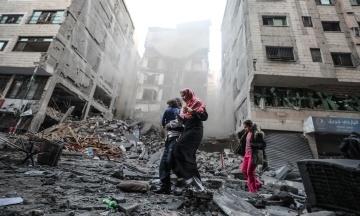 Бойові вертольоти, літаки і танки. Ізраїль завдав удару у відповідь по сектору Гази