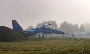 Новые подробности крушения украинского Су-27: названо имя погибшего командира экипажа, военные продолжают учения