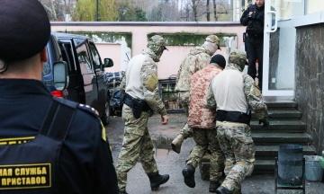 Европейский суд обязал Россию предоставить Украине информацию о захваченных моряках