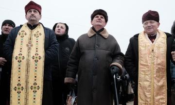 Порошенко: більше десяти ієрархів УПЦ МП погодилися прийти на Собор у Києві, але прийшло лише двоє