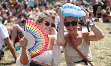 Аномальная жара установила новые рекорды в трех странах Западной Европы