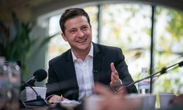 Опрос: Зеленскому доверяют более 80% украинцев