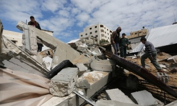 Ізраїль: Ракети, які прилетіли з Гази до Тель-Авіва, могли випустити «помилково»