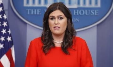Прес-секретар Білого дому вибачилася за брехню про Обаму