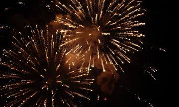 У Римі через гучні феєрверки під час святкування Нового року загинули сотні шпаків