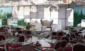 Вибух на весіллі в Кабулі: «Ісламська держава» взяла на себе відповідальність