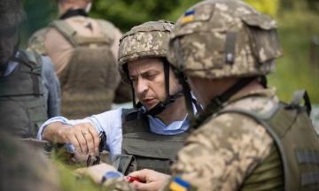 У Міноборони спростували повідомлення про призов Зеленського на військову службу в 2014—2015 роках