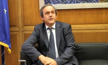 Експрезидента УЄФА Платіні затримано за корупцію. Його підозрюють в отриманні хабара при виборі організатора Чемпіонату світу
