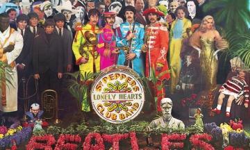 В Британии назвали самый популярный альбом всех времен. Это «Оркестр клуба одиноких сердец сержанта Пеппера» The Beatles