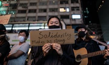 Власти Гонконга отозвали законопроект, приведший к массовым протестам