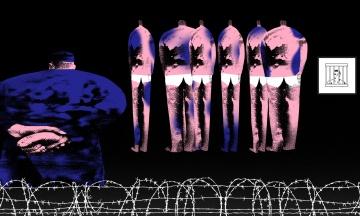 «Если играет музыка — кого-то избивают». Заключенные бердянской колонии № 77 и их родственники жалуются на пытки, издевательства и вымогательство — большой репортаж