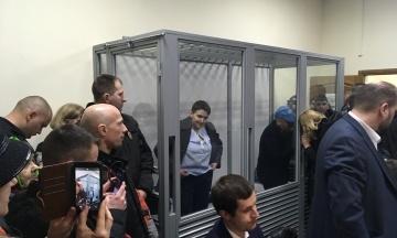 Судді Солом'янського райсуду Києва задовольнили відвід у справі Савченко—Рубана