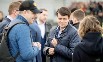 Разумков: Партия «Слуга народа» рассматривает предстоящие выборы как третий тур