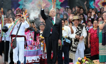 Президент Мексики закликав Ватикан та Іспанію вибачитися за гріхи конкістадорів 500-річної давнини