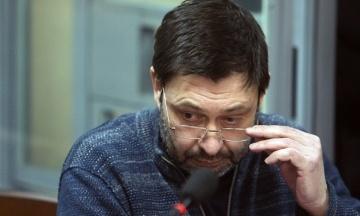 Верховний Суд не задовольнив касаційну скаргу керівника «РИА Новости-Украина» Вишинського про незаконність затримання