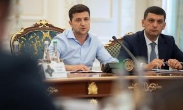Зеленский дал украинские паспорта 14 иностранцам, которые воевали на Донбассе