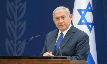 Нетаньяху назвал инцидент с его женой и короваем в аэропорту Киева «новым способом привлечь внимание»