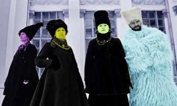 «ДахаБраха» придумали этно-хаос, первыми из украинцев выступили на Glastonbury, турили от Австралии до Канады, записали альбом в Бразилии и стали символом Украины — большой профайл «Бабеля»