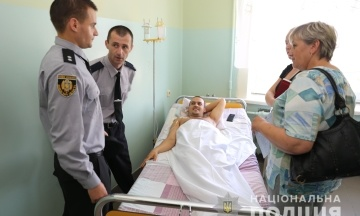 Справа Гандзюк: поліцейському, якого підрізав графітчик у Львові, дали квартиру