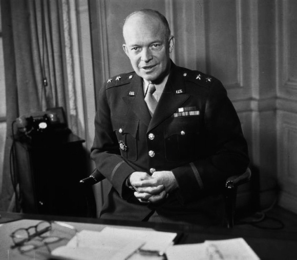 Генерал Дуайт Ейзенхауер