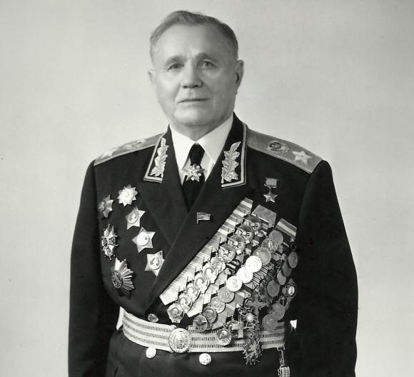 Маршал Андрій Єременко