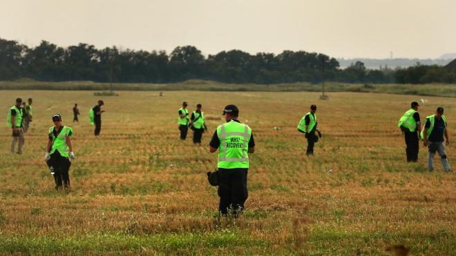 МЗС: Нідерланди почали розслідувати, чому перед катастрофою MH17 Росія закрила свій повітряний простір