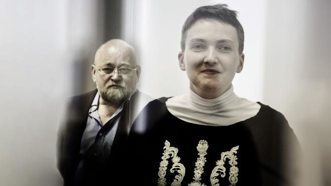 Суд випустив Надію Савченко та Володимира Рубана з СІЗО. Нардеп планує повернутися в Раду. Згадуємо, що відомо про цю справу