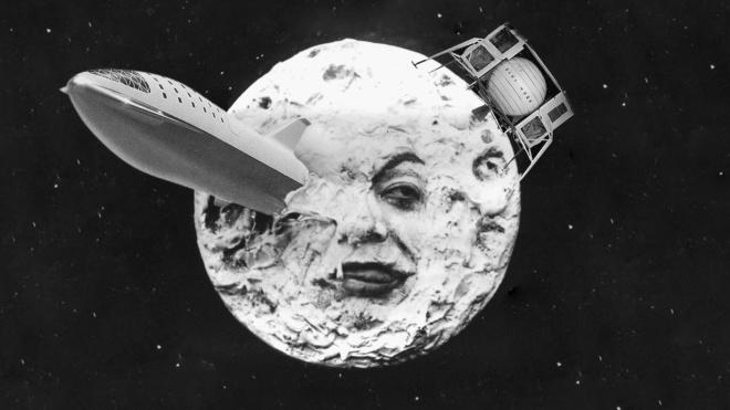 Новая космическая гонка: Джефф Безос и Илон Маск сражаются за контракт NASA по колонизации Луны. И троллят друг друга в соцсетях
