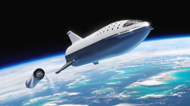 SpaceX начала строительство второго прототипа Starship