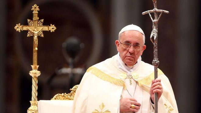 «Хватит думать о себе и своих деньгах!» Папа Римский посетил Сицилию и призвал мафию принять любовь и служение