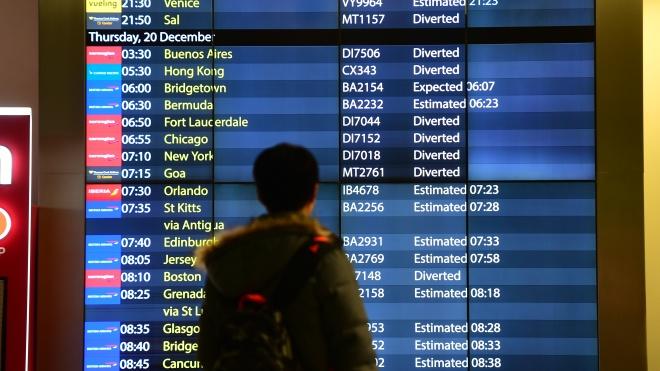 Поліція сумнівається в причетності дронів до інциденту в аеропорту Ґатвік