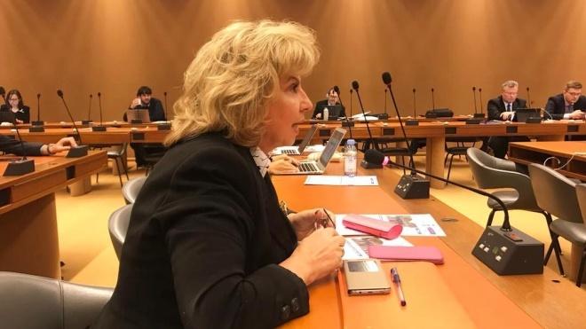 Российскому омбудсмену Москальковой могут запретить въезд в Украину из-за поездки в Керчь