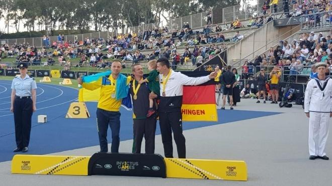 Украинцы завершили участие в «Играх непокоренных». Ветераны АТО завоевали еще одно «золото» и два «серебра» в Сиднее