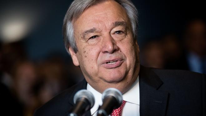 Радбез ООН підтримав переобрання генсека на другий термін