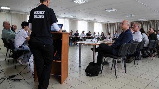 ОБСЄ моніторить українські телеканали. Там мають визначити, чи дотримуються вони виборчого законодавства