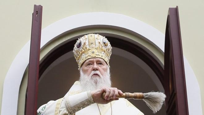 Филарет озвучил требования к главе Единой украинской церкви