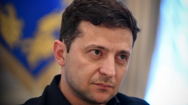 Зеленський: Я в очі не бачив ноту, яку Україна надіслала у відповідь на заяву Росії про звільнення моряків
