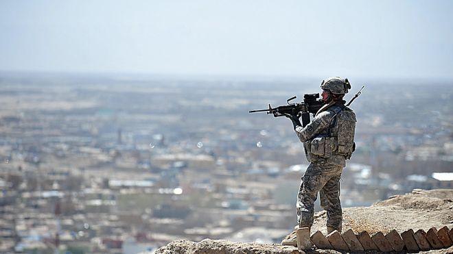 В Афганистане смертник взорвал трех членов миссии НАТО, в которой работают украинцы