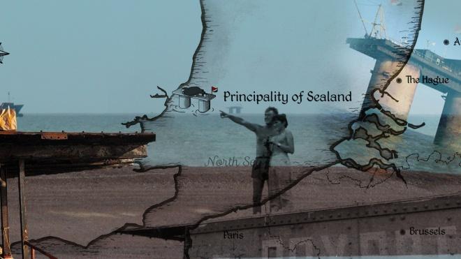 У 1967 році британець заснував на платформі в Північному морі «країну» і проголосив себе принцом. Її неодноразово намагалися захопити, однак Сіленд досі існує і продає титули