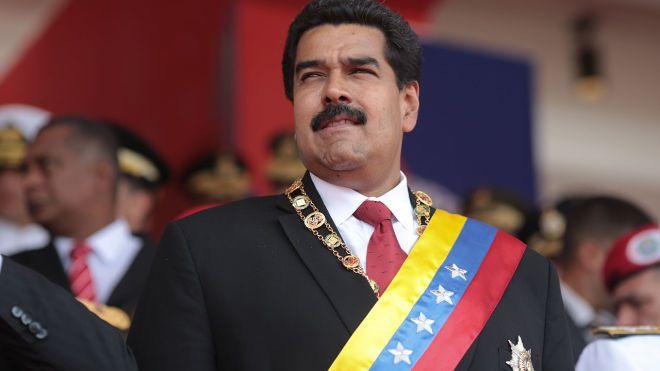 Покушение на Мадуро: напали «фланелевые солдаты», а он обвинил Колумбию