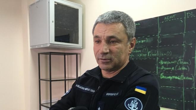 Главнокомандующий ВМС Воронченко: Россия за годы аннексии переселила в Крым более 105 тысяч россиян