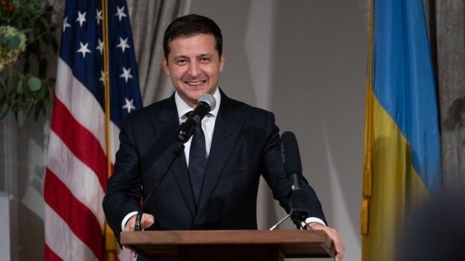 Зеленский поздравил Байдена с победой на выборах в США