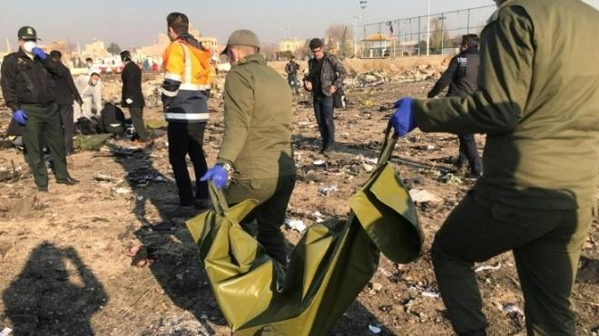 У столиці Ірану розбився український літак рейсу Тегеран — Київ. Усі 167 пасажирів і екіпаж загинули
